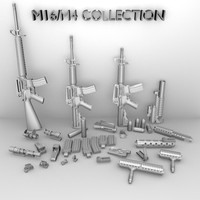 M4 & M16 & Accessories Collection